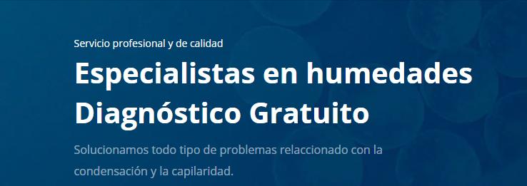 Humedades en Castro Urdiales